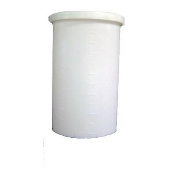 Cylindrical Open Top Polyethylene Tanks